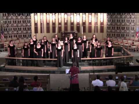Barso Re (Let It Rain) | The Girl Choir of South Florida