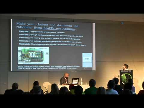 28c3 LT Day 3: Open sourcing the engineering design process
