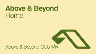 Above Beyond Home Above Beyond Club Mix