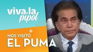 ENTREVISTA: Puma Rodríguez habló de su vida en Viva La Pipol