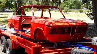 1973 BMW 2002 Restoration Project