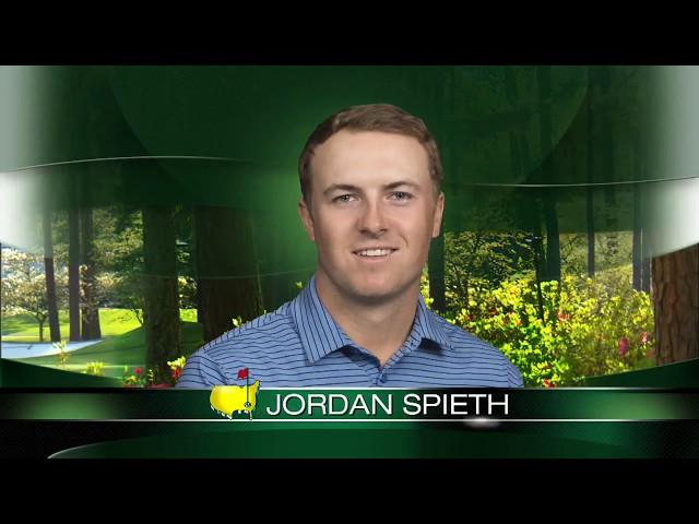 Jordan Spieth's First Round in Under Three Minutes