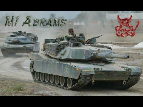 M1 Abrams позеленел