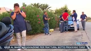 Villa Al Mare, Archiviazione Per Frattura, Sotto Processo Torzi
