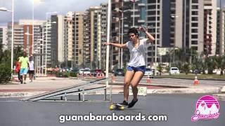 Dia de treino - Ana Maria Suzano [Longboard Freestyle Dancing]