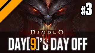 Day[9]'s Day Off - Diablo 3 NECRO TIME - P3