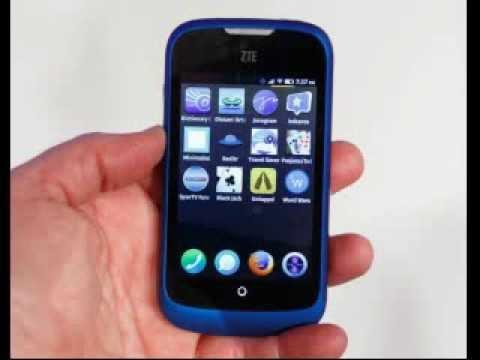 Programa 2 - Firefox OS Latino: Geeksphone, Loqui IM y ZTE Open