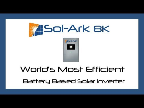Solark 8k Unbox