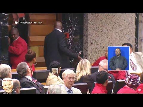 Massive Chaos: Deputy Speaker Tsenoli Break All The Rules In Parliament
