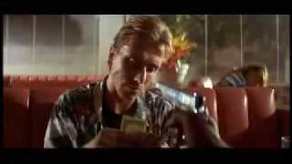 Pulp Fiction End Scene at Diner - Ezekiel 25:17 revelation - HD