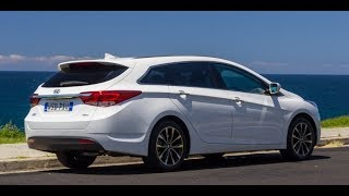 2018 Hyundai i40 1.7 CRDi 141 Crazy HP смотреть