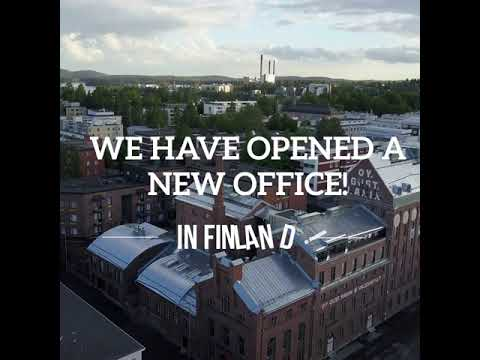 New office in Finland