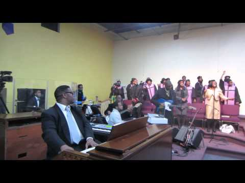 Benediction of the Service 2/21/15 - Kingdom Life Ministries