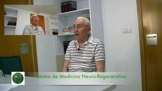 """Testimonio después de 4 años de tratamiento para Parkinson con """"aguja permanente"""""""