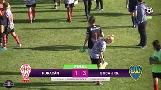 Huracán 1 - 3 Boca | #VamosLasPibas | Fútbol femenino