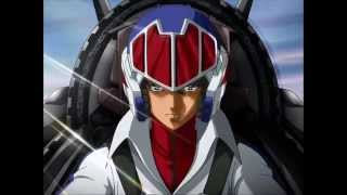 Robotech Remastered Opening with new animation.