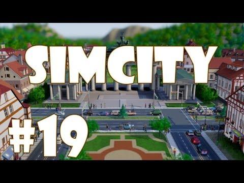 Let's Play: SimCity 5 Ep19 - Police Presinct!