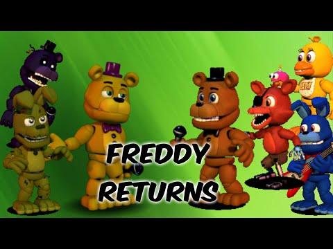 Freddy Returns [Season 4: Episode 3]
