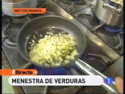Menestra de verduras youtube - Como preparar menestra de verduras ...