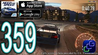 NEED FOR SPEED No Limits Android iOS Walkthrough - Part 359 - Car Series: Blacklisted