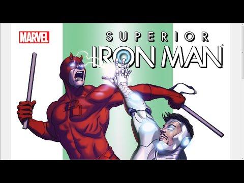 Superior Iron Man #2 (full comic)