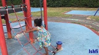 New Outdoor Playground Park visit by ishfi
