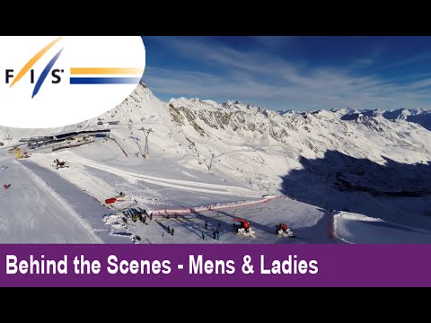 Getting ready for the 2014/15 World Cup season - Behind the Scenes - Soelden