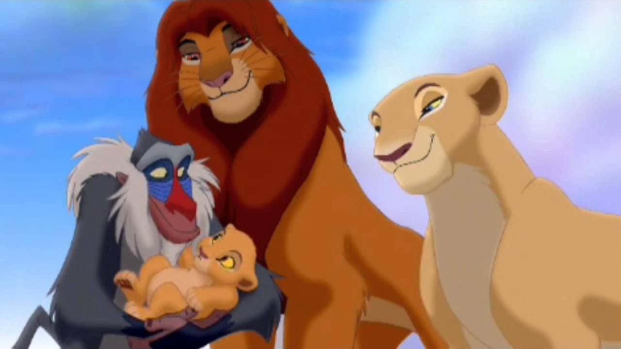 Hd Il Vit En Toi Le Roi Lion Ii Le Roi Lion Le Roi Lion 2 Film