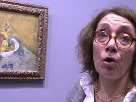 Cézanne em um caso de amor com Paris