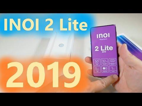 Inoi 2 Lite 2019 красивый корпус, Android 8 Go, другие камеры и это всё?