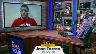 The MMA Hour - Episode 421 - Jose Torres