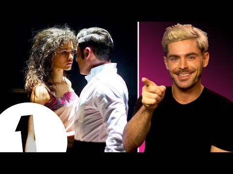 """""""Zendaya, what a partner!"""" Zac Efron on The Greatest Showman and becoming Ted Bundy."""