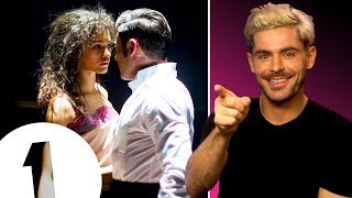 """Zendaya, what a partner!"" Zac Efron on The Greatest Showman and becoming Ted Bundy."