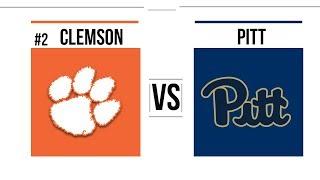 2018 ACC Football Championship #2 Clemson vs Pitt Full Game Highlights