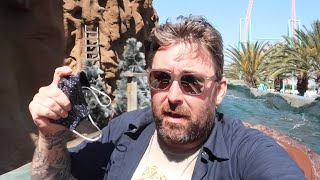 My Return to Favorite Rides at Fully Opened Knott's Berry Farm Theme Park After Over A Year & Half