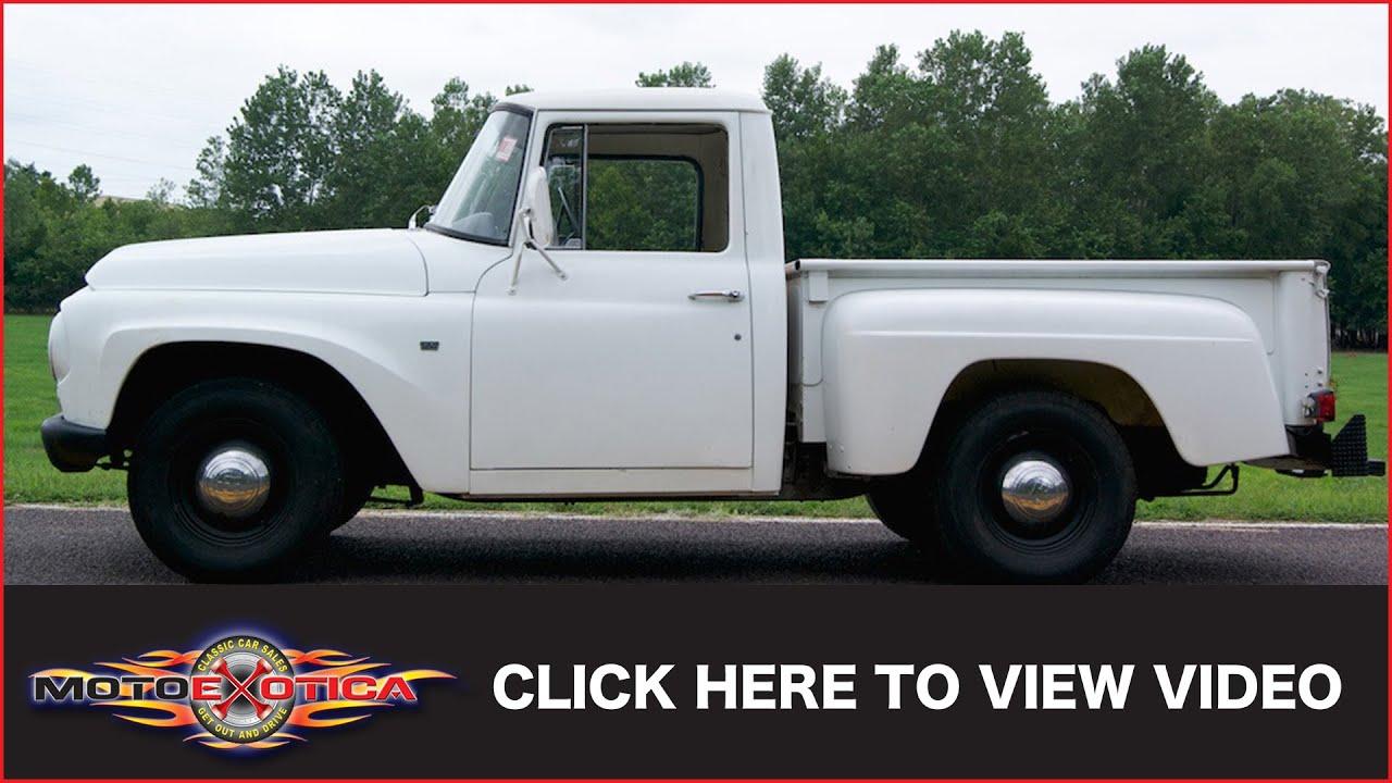 1965 International 900 (SOLD)
