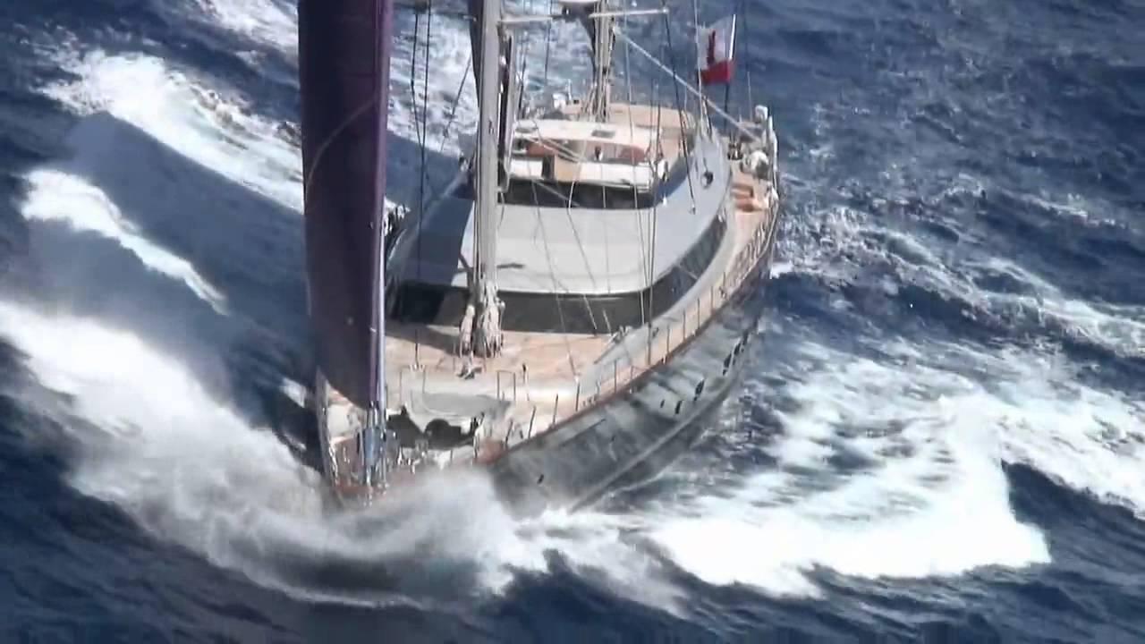 GEORGE ECONOMOU]: Inside his US$ 25,000,000 Yacht BARACUDA