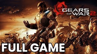 Gears of War 2 - Full Game Walkthrough (No Commentary Longplay)