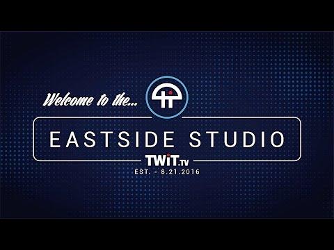 First \'This Week in Tech\' in the TWiT Eastside Studio in 360 Video