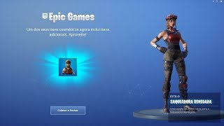 "THE SKIN ""RENEGADE RAIDER"" FROM SEASON 1 HAS WON A UNIQUE STYLE CALLED ""CHESS""! Fortnite"