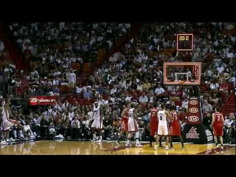 Shane Battier Picks Up the Pieces for the Buzzer-Beater