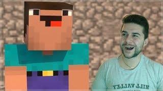 REACTING TO MYSTERY WARFARE MINECRAFT MOVIE! Minecraft Animations!