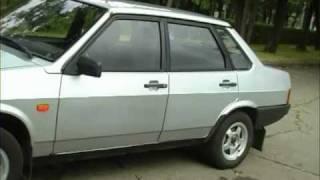 видео ВАЗ 21099 - купить, цена, характеристики  | АвтоБелявцев - автомобили всех времен и народов