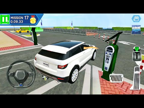 Range Rover Sports Car Driving In Coastal City – Luxury Car Simulator #2 – Android Gameplay