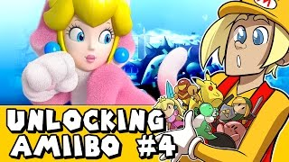 Super Mario Maker: Not Ready For This Kitty (Amiibo #4)