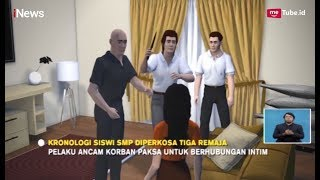 Download Video Kecanduan Nonton Video Porno, 3 Remaja Perkosa Siswi SMP - iNews Siang 09/04 MP3 3GP MP4
