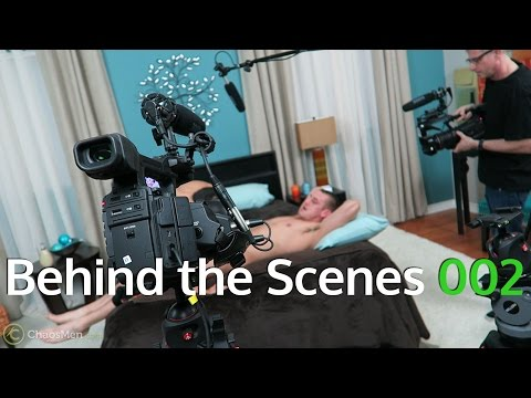 ChaosMen: Behind The Scenes 002