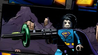 LEGO Batman 3: Beyond Gotham DLC - Bizarro World 100% Walkthrough (All Minikits)