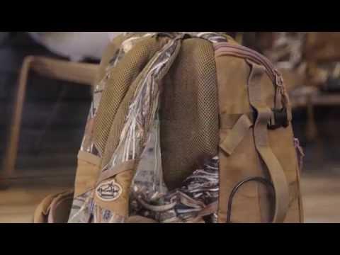 Rig'Em Right Waterfowl Mudslinger Backpack