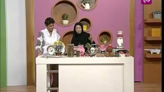 وفاء الخواجه تعرض اشغالها اليدوية | Roya